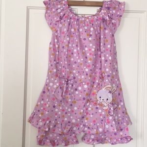 Other - Girl's Two Piece Pajama Set